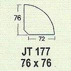 meja kantor modera jt 177