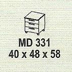 meja kantor modera md 331