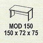 meja kantor modera mod 150