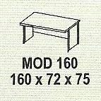 meja kantor modera mod 160