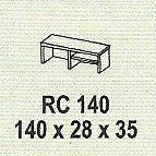 meja kantor modera rc 140