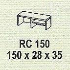 meja kantor modera rc 150