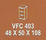 meja kantor modera vfc 403