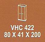 meja kantor modera vhc 422