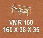 meja kantor modera vmr 160