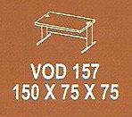 meja kantor modera vod 157