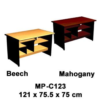 meja komputer expo mp-c123