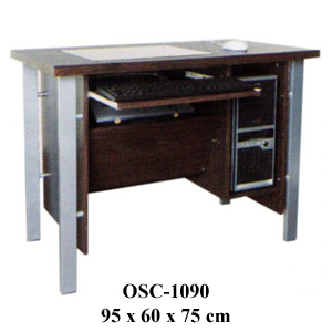 meja komputer osc-1090