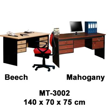 meja tulis ½ biro expo mt-3002