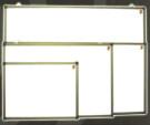 Whiteboard Daiko 90X180 Gantung