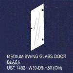 pintu kaca sedang uno classic series