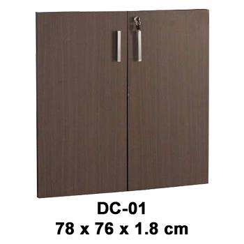 pintu panel cabinet kecil expo dc-01