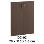 pintu panel cabinet sedang expo dc-02