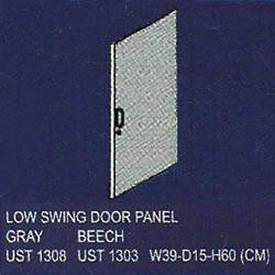 pintu panel kecil uno classic series