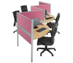 Partisi Kantor Modera 1 Series 5 Staff