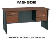 Meja Kantor VIP MS-502