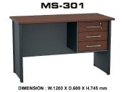 Meja Kantor VIP MS-301