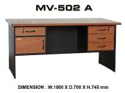 Meja Kantor VIP MV-502A