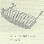 keyboard tray uno gold series
