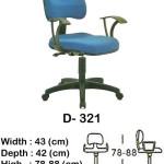 kursi-staff-secretary-indachi-d-321