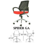 kursi-staff-sekretaris-savello-type-spider-ga
