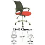 kursi-staff-sekretaris-subaru-type-is-40-chrome