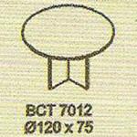 meja kantor modera bct 7012