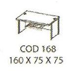 meja kantor modera cod 168