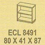meja kantor modera ecl 8491