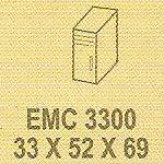 meja kantor modera emc 3300
