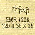 meja kantor modera emr 1238