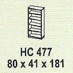 meja kantor modera hc 477