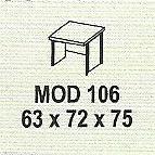 meja kantor modera mod 106