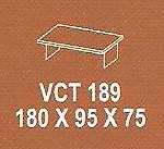 meja kantor modera vct 189