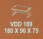 meja kantor modera vdd 189