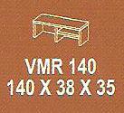 meja kantor modera vmr 140